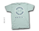Anchor Shirt in Mint - Bayview Prep