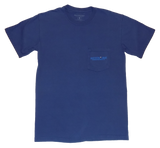 Blue Signal Flags Shirt - Front