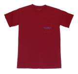 Red Signal Flags Shirt - Front