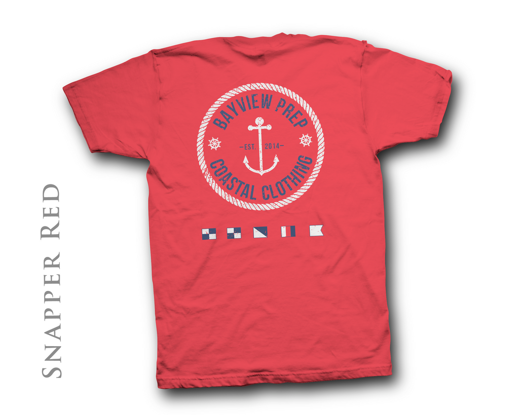 Anchor Shirt Bundle - Bayview Prep