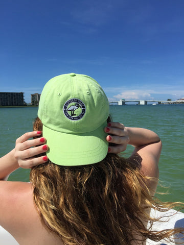 Preppy Hat in Keylime from Bayview Prep