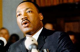 Dr. Martin Luther King, Jr. National Holiday