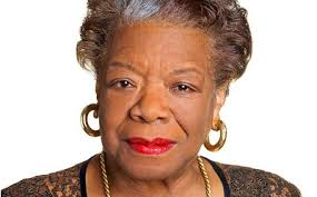Maya Angelou--Happy Black History Month