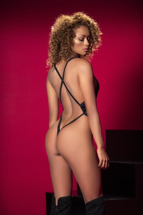 mapale Criss-cross Back Textured Bodysuit Criss-cross Back Textured Bodysuit | Mapale 8518 | SHOP NOW Apparel & Accessories > Clothing > Underwear & Socks > Lingerie