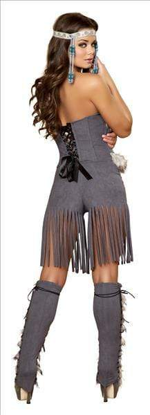 Roma Deluxe Indian Hottie Costume Apparel & Accessories > Costumes & Accessories > Costumes