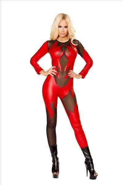 Roma FIRED UP DEVIL COSTUME Apparel & Accessories > Costumes & Accessories > Costumes