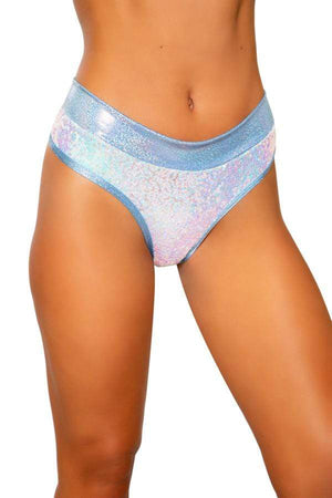 Roma Jade Blue Sequin & Shimmer Shorts (Light Blue & Pink Blue also available) Jade Blue Sequin & Shimmer Shorts Festival Rave EDM Dance Roma Apparel & Accessories > Costumes & Accessories > Costumes