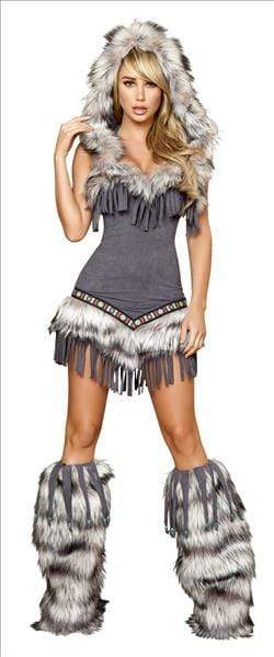 Roma Native Indian Seductress Costume Apparel & Accessories > Costumes & Accessories > Costumes