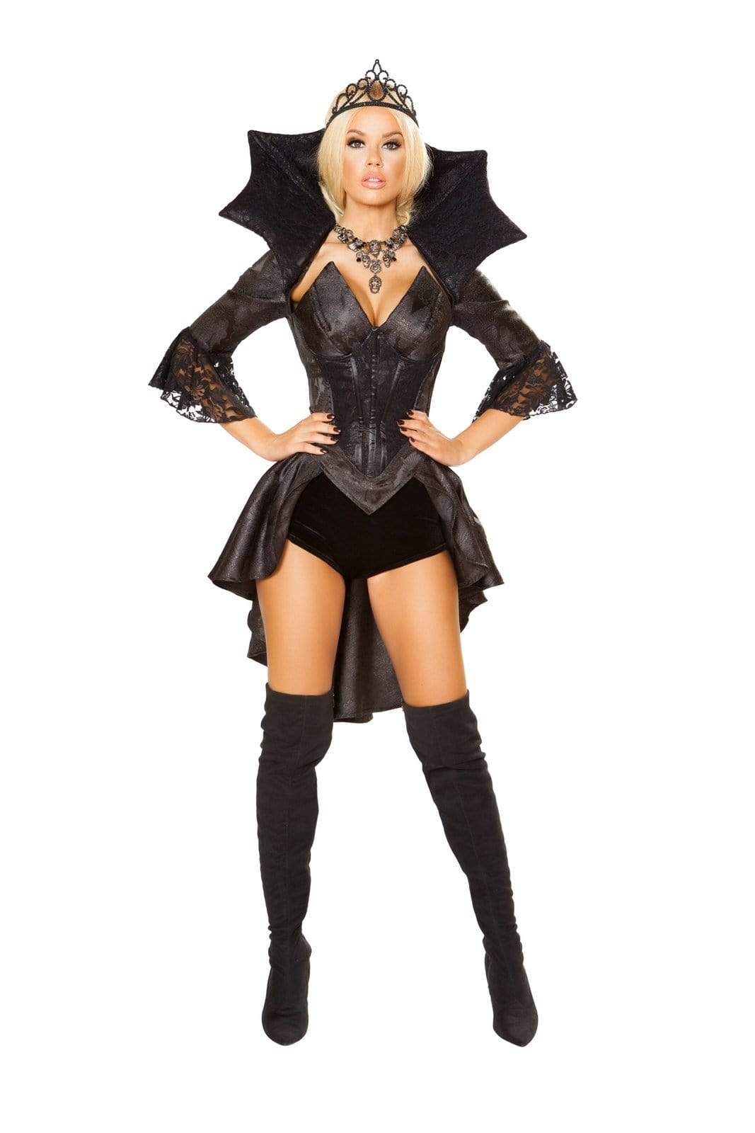 Roma Queen of Darkness Costume Apparel & Accessories > Costumes & Accessories > Costumes