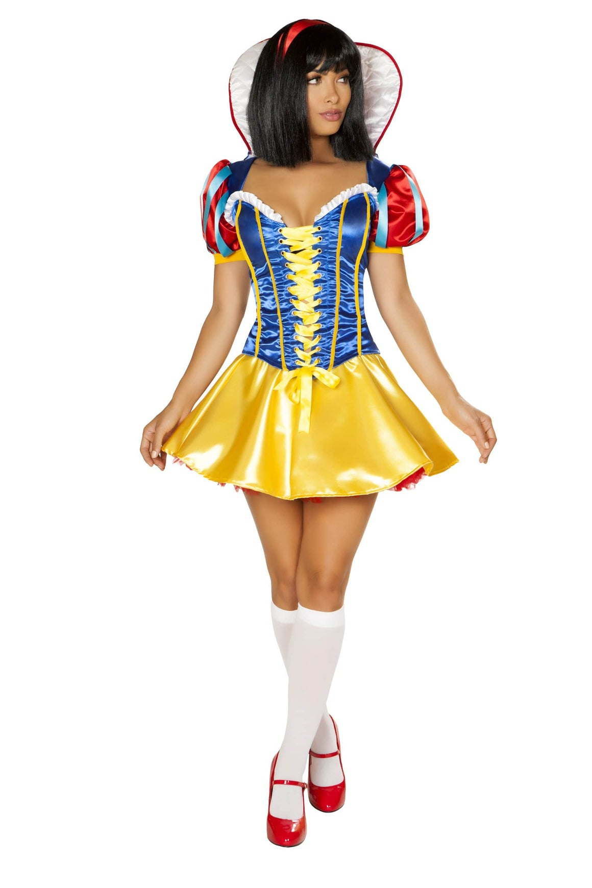 Roma Small / Multicolor 2pc Pure as Snow SHC-4855-S-R Apparel & Accessories > Costumes & Accessories > Costumes