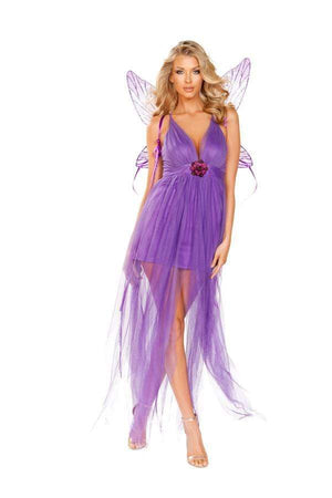 Roma Small / Purple Two Piece Lilac Fairy SHC-4938-S-R Apparel & Accessories > Costumes & Accessories > Costumes