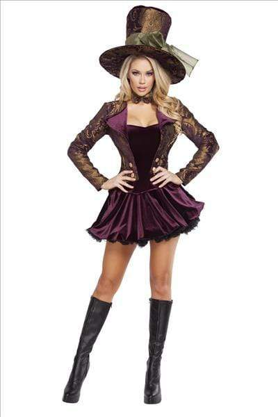 Roma TEA PARTY VIXEN COSTUME Apparel & Accessories > Costumes & Accessories > Costumes
