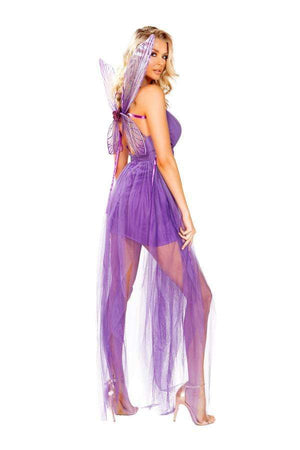 Roma Two Piece Lilac Fairy Apparel & Accessories > Costumes & Accessories > Costumes