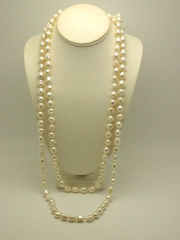 "64"" Baroque Pearl Rope Strand"