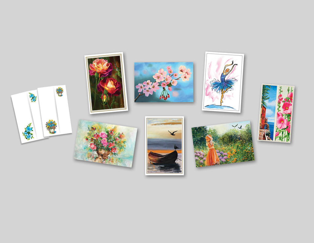 Ensemble de cartes toutes occasions - Printemps 2019