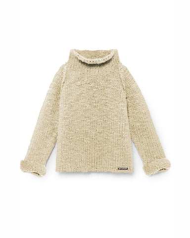 Sam's Chunky Knit Jumper