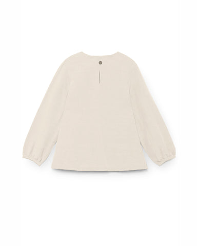 Lucia's Oversized Blouse
