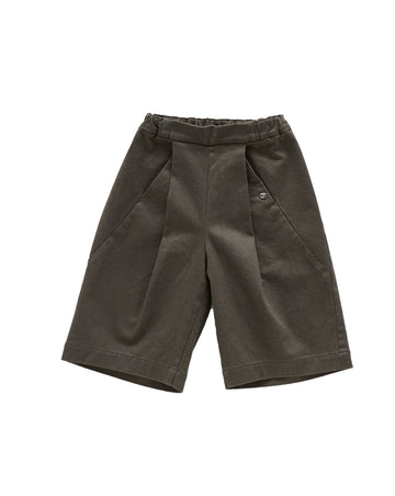 Girls Dobby Culottes