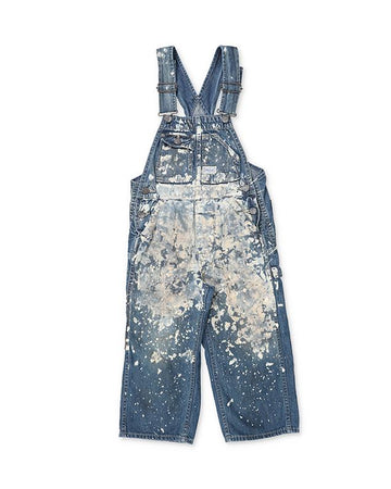Paint Denim Overall