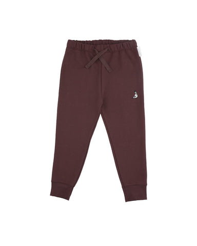 Pigeon Graphic Pants