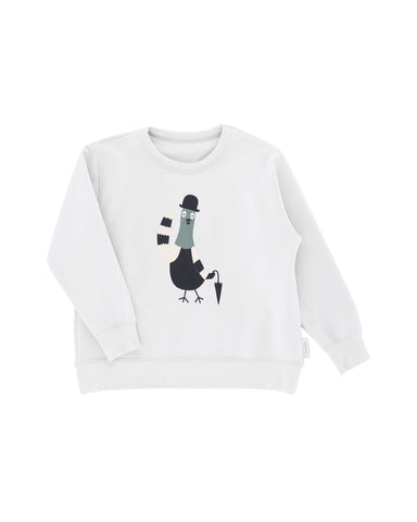 Gentle Pigeon Sweatshirt