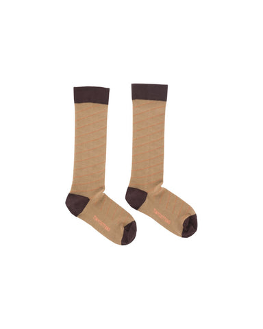 Diagonal Stripes Socks