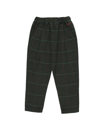 Tweed Pleated Pant