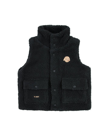 Tiny Dog Sherpa Vest