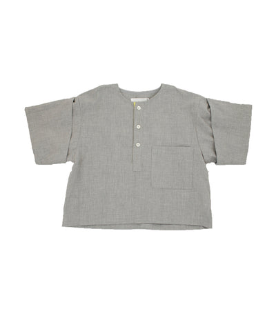 Fold Sleeve Shirt