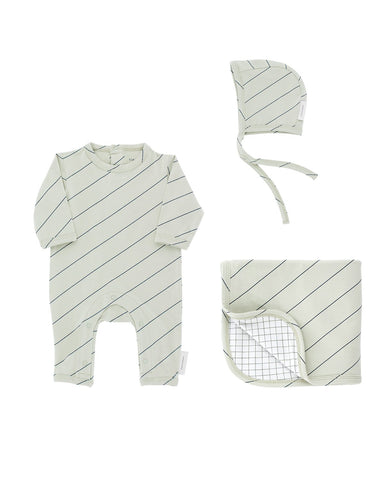 Diagonal Stripes Gift Set