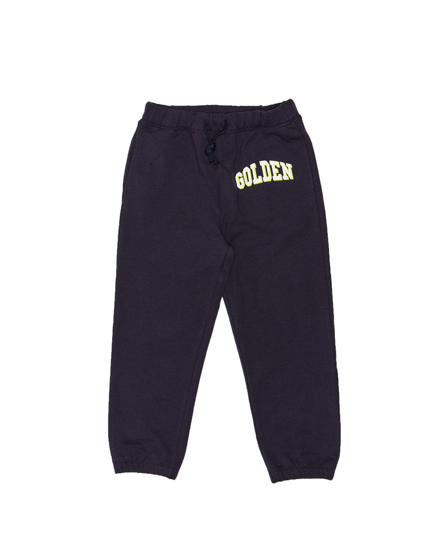 Golden Sweatpants