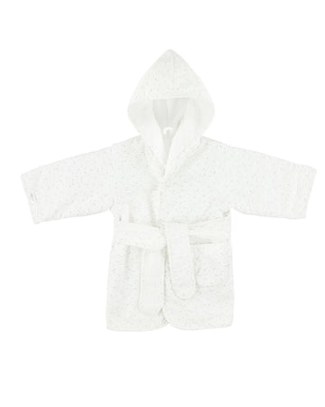 Twirling Sky Bathrobe 1-2Y