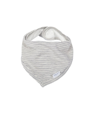 Blue Ribbons Bandana Bib