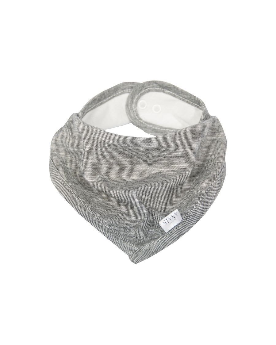 Slim Stripes Bandana Bib