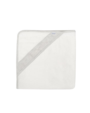 Powder Stripes Hooded Towel & Wash Cloth