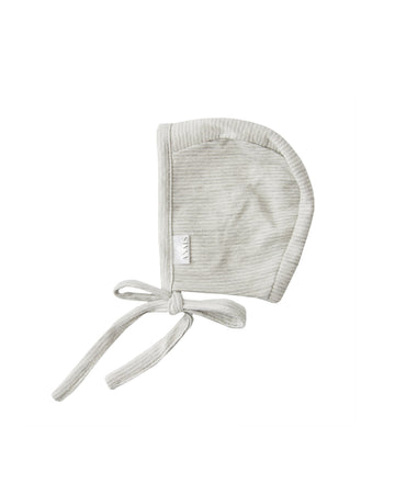 Powder Stripes Baby Hat
