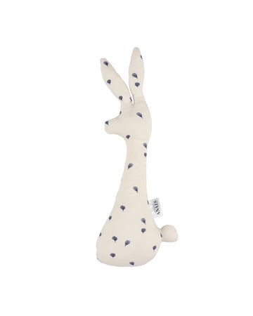 Leaves Rabbit Rattle