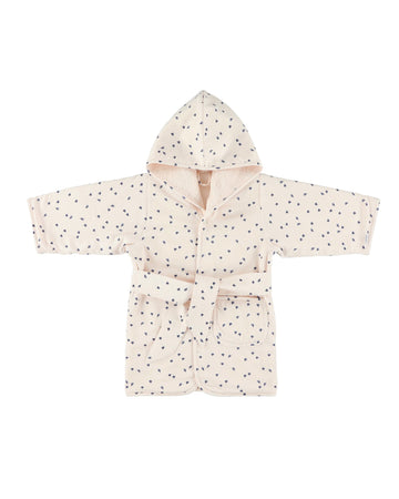 Leaves Bathrobe 3-4Y