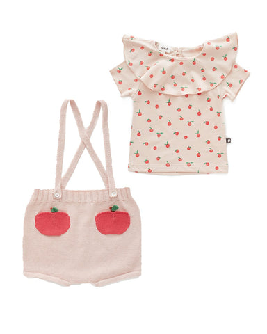 Peach Pockets Set