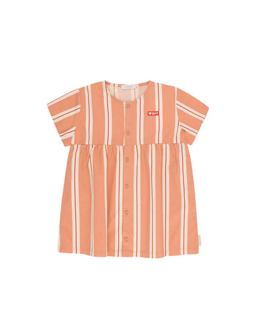 Retro Stripes Dress