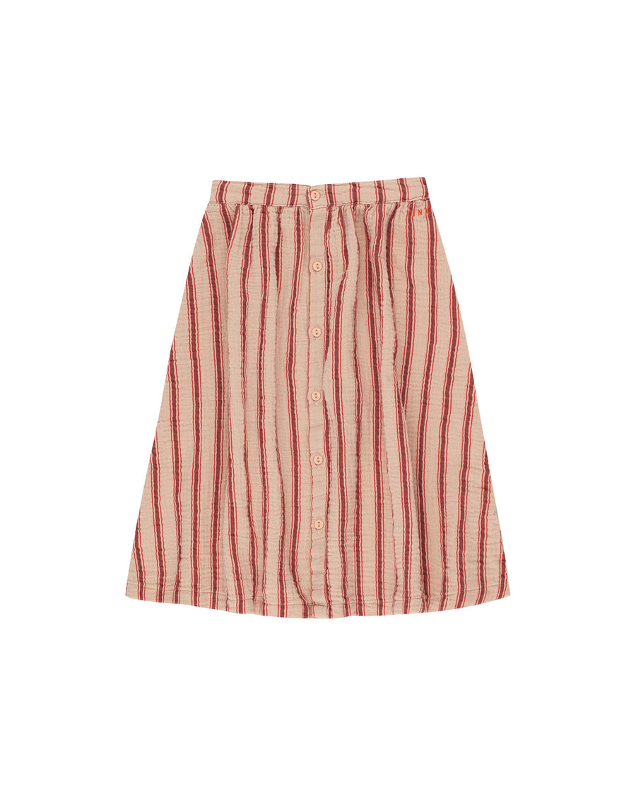 Retro Stripes Skirt