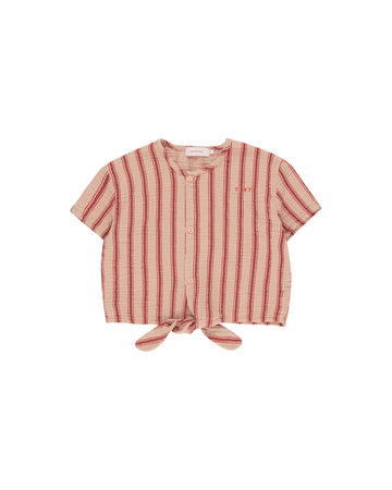 Retro Stripes Top