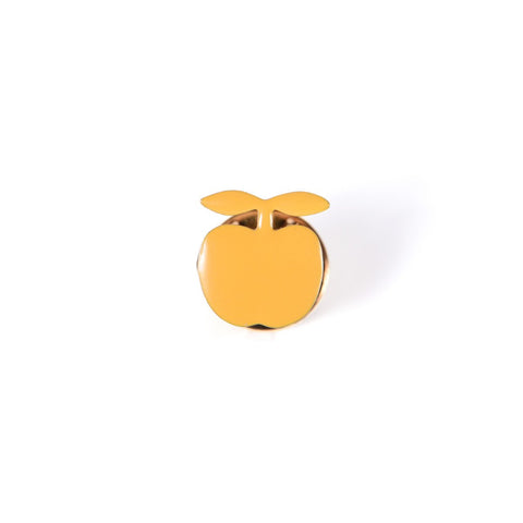 Amelia Apple Pin