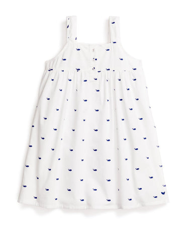 Whales Charlotte Nightgown