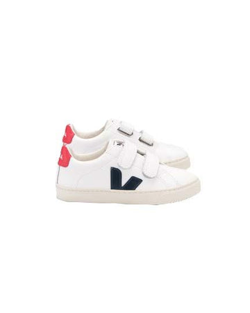 Leather Junior Esplar Velcro