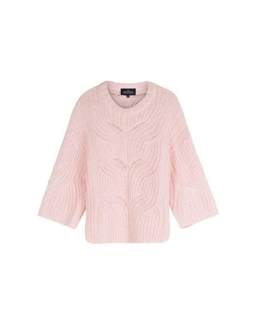LR Vicki Cable Short Sweater