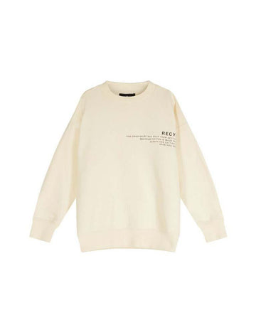 LR Logan Text Sweatshirt