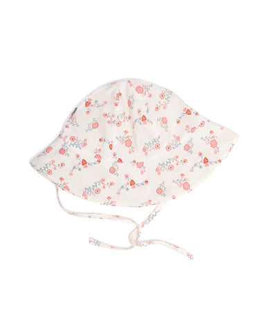 Flowers Baby Hat