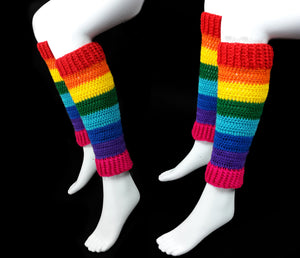 Leg Warmers - Friend or Foe?