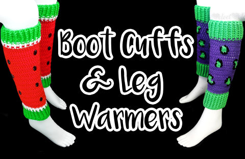 Boot Cuffs and Leg Warmers
